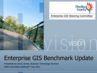 Enterprise GIS Benchmark Update