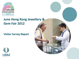 Visitor Survey Report