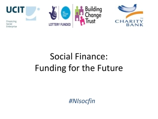 Social Finance: Funding for the Future