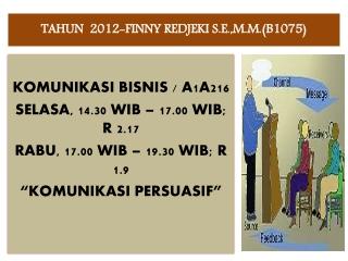 TAHUN  2012-FINNY REDJEKI S.E.,M.M.(B1075)