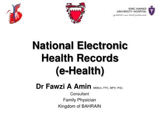 National Electronic Health Records (e-Health)
