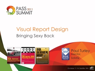 Visual Report Design