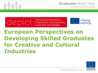 European Perspectives on Developing Skilled Graduates for Creative and Cultural Industries