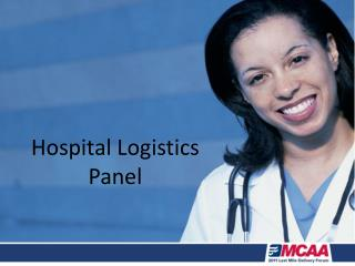 Hospital Logistics Panel