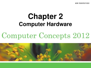 Chapter  2 Computer Hardware
