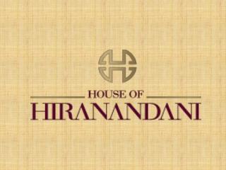 Hiranandani Glenclassic Hebbal Bangalore
