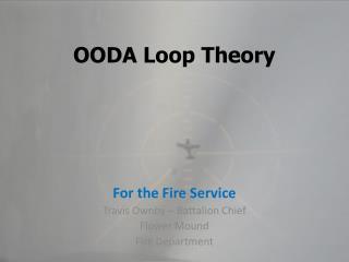 OODA Loop Theory