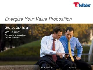 Energize Your Value Proposition