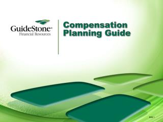 Compensation Planning Guide
