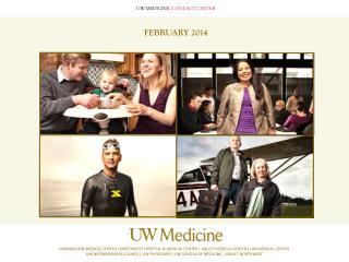 UW MEDICINE |CONTACT CENTER