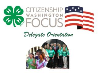 Delegate Orientation