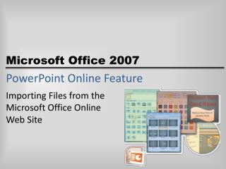 PowerPoint Online Feature