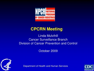 CPCRN Meeting