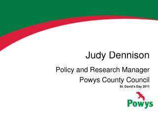 Judy Dennison