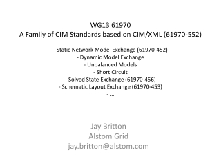 Jay  Britton Alstom  Grid jay.britton@alstom.com
