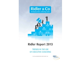 Overview  of  Ridler Report findings  (Clive Mann ) Internal coaching in detail (Sara Hope ) EMCC UK's perspective on t