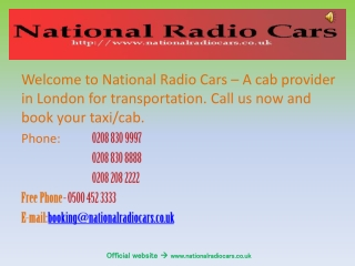 Taxi To Heathrow Airport | Heathrow Airport Minicab Service