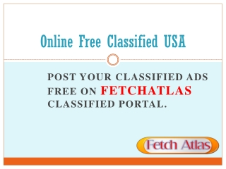 free classified