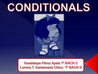 Guadalupe Pérez  Ayala 1º BACH C Lorena T. Santamaría Chico   1º BACH D