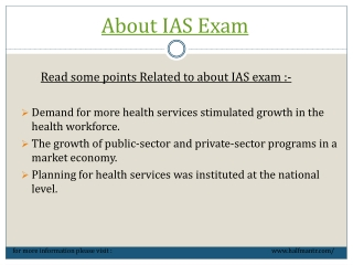The best online books to make you aware about IAS exam