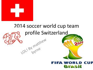 2014 soccer world cup team profile Switzerland