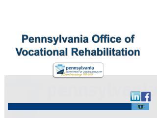 Pennsylvania Office of Vocational Rehabilitation