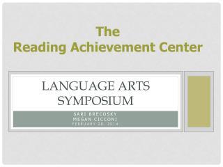 Language Arts Symposium