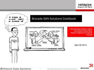 Brocade  SAN Solutions Cookbook