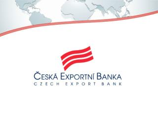 Introduction of  Czech Export Bank