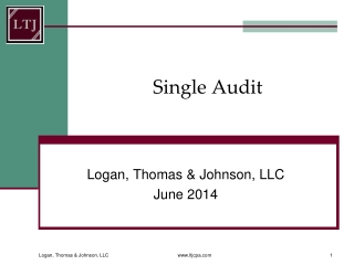 Single Audit