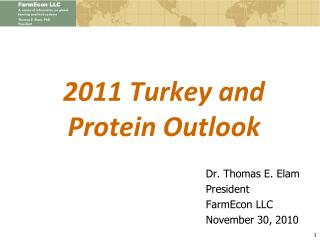 2011 Turkey and Protein Outlook