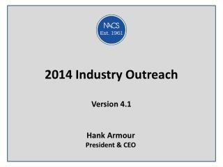 2014 Industry Outreach Version 4.1
