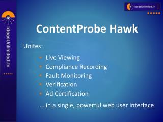 ContentProbe Hawk