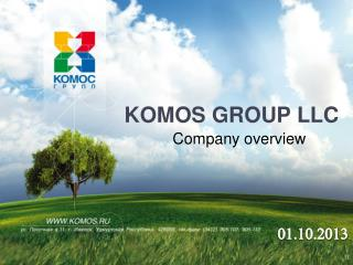 KOMOS GROUP LLC