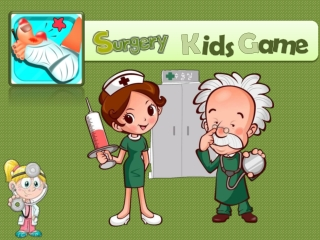 Top Rated Android Surgery Kids Game for FREE