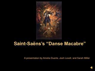 saint-sa ns s  danse macabre