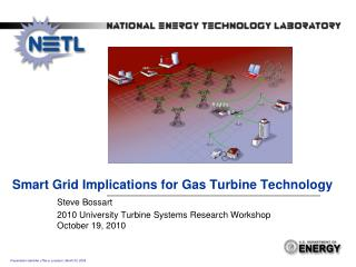 Smart Grid Implications for Gas Turbine Technology