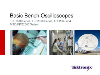 Basic Bench Oscilloscopes