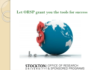 Let GO grant you the tools for success