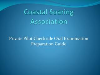 Coastal Soaring Association