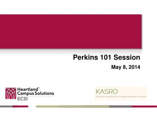 Perkins 101 Session