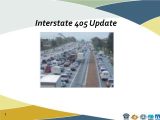 Interstate 405 Update