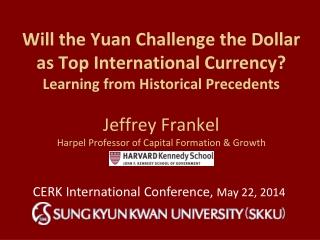 CERK International  Conference,  May 22, 2014