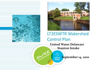 LT2ESWTR Watershed Control Plan