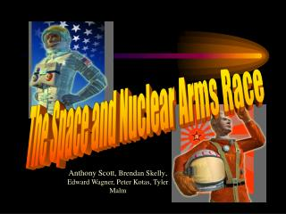 the space and nuclear arms race