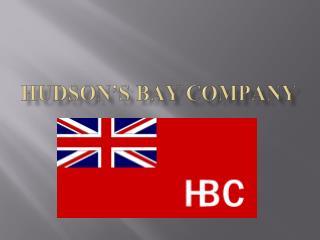 Hudson�s Bay Company