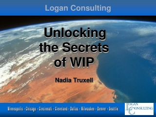Unlocking  the Secrets of WIP Nadia Truxell