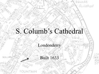 s. columb s cathedral