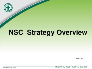 NSC  Strategy Overview