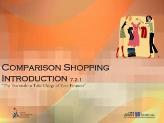 Comparison Shopping Introduction  7.2.1